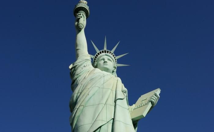 Statuia Libertatii, New York.
