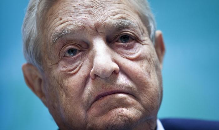 George Soros.