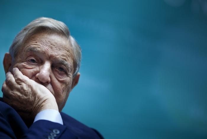 George Soros, preşedintele Soros Fund Management şi al fundaţiei cu acelaşi nume, 24 septembrie 2011