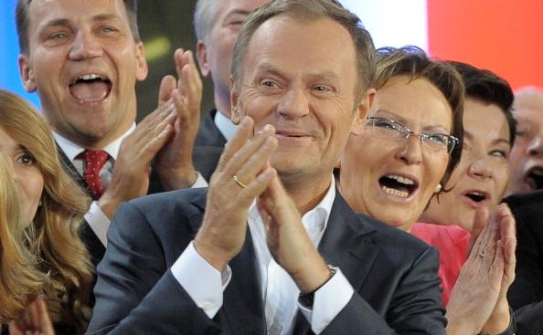 Donald Tusk, a câştigat alegerile parlamentare din Polonia