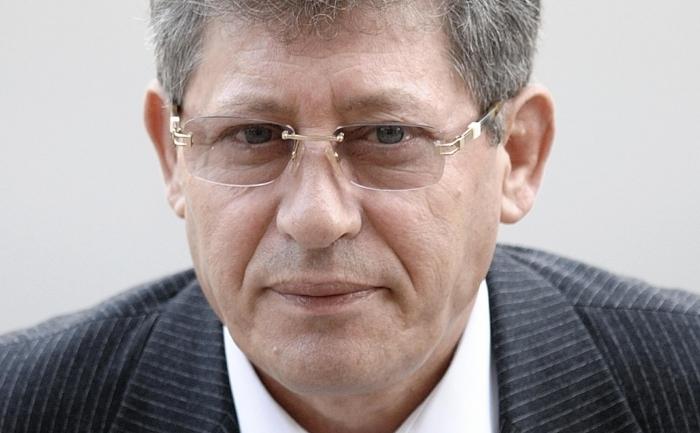 Mihai Ghimpu în Chişinău, arhivă