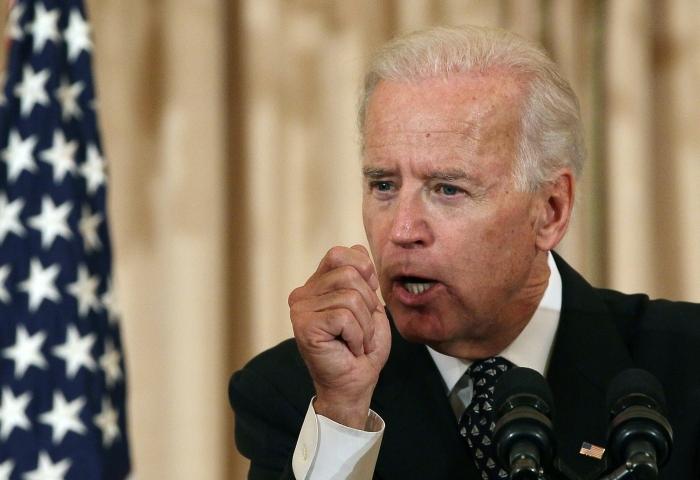Vicepreşedintele american Joseph Biden in Washington, DC, 24 octombrie 2011