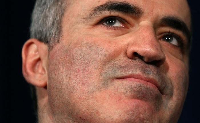 Marele maestru al sahului, Garry Kasparov