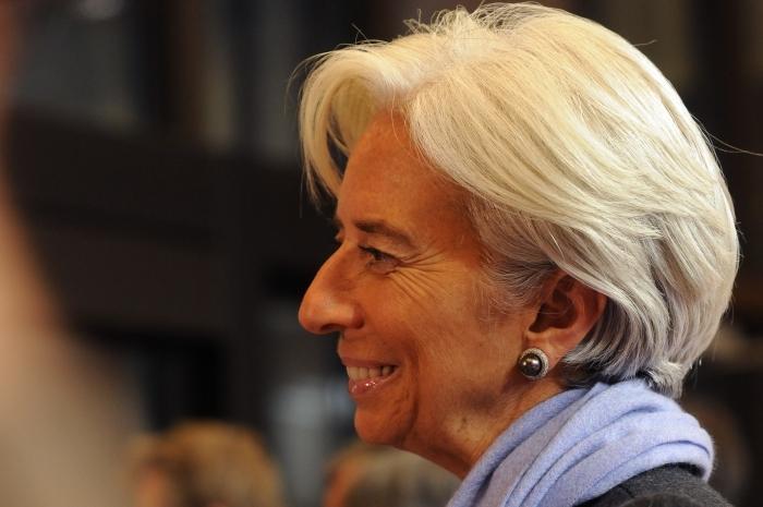 Directorul FMI Christine Lagarde