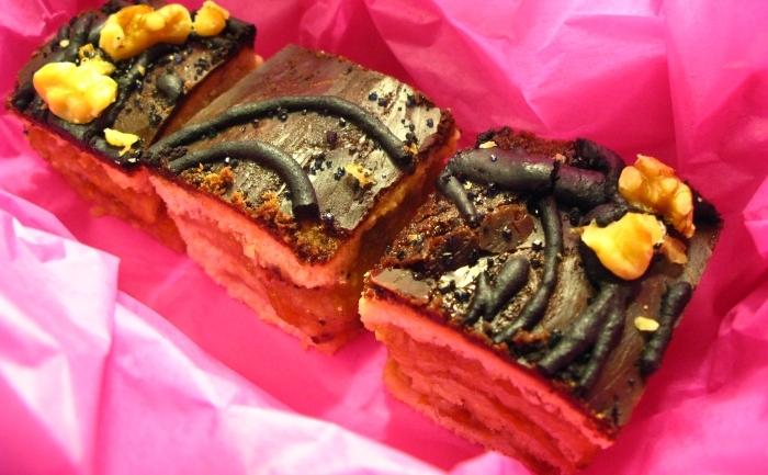Prăjitura Greta Garbo
