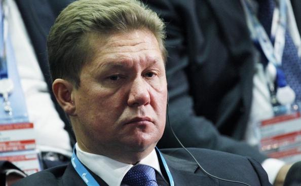 Preşedintele Gazprom, Aleksei Miller