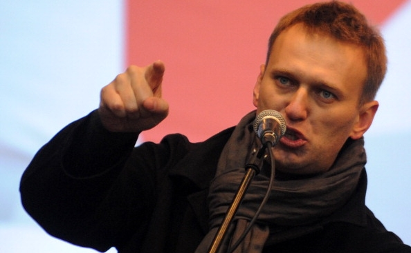 Aleksei Navalnîi.