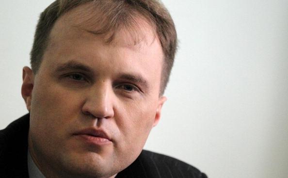 Liderul separatist de la Tiraspol, Evgheni Şevciuk.