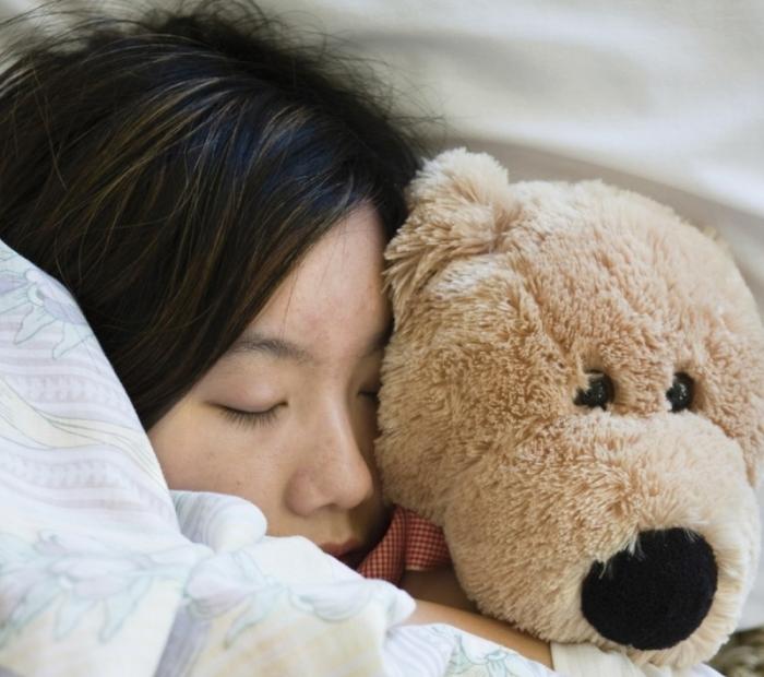 Un somn bun ajută de multe ori la menţinerea unui corp sănătos