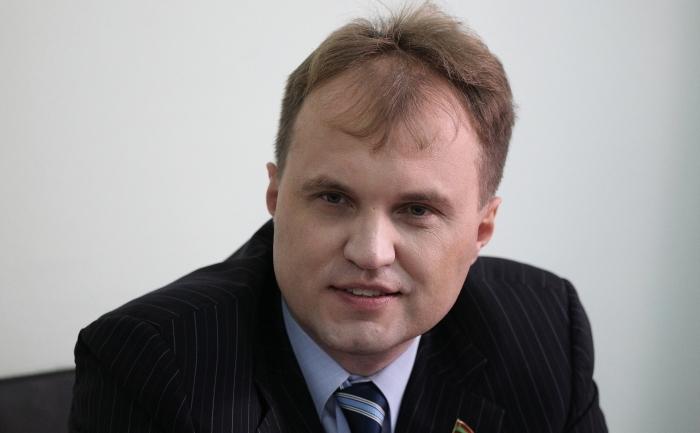 Noul lider de la Tiraspol, Evgheni Şevciuk.