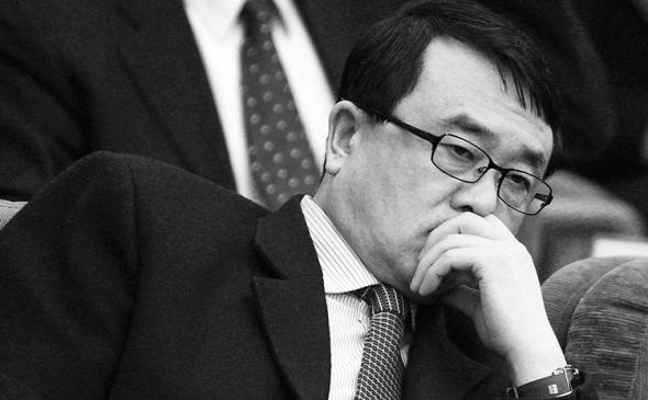 Wang Lijun, fostul şef al Biroului Securităţii Publice din Chongqing în martie 2011.