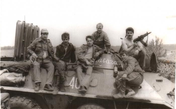 Conflictul armat de pe Nistru (arhivă)