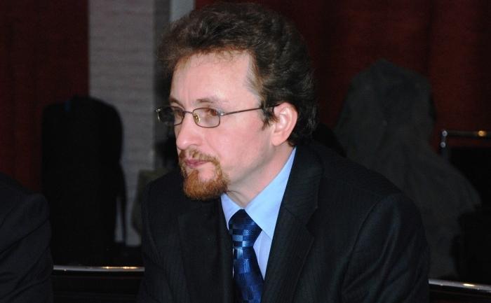 Cosmin Budeancă, doctor în istorie şi specialist în istoria comunismului românesc.