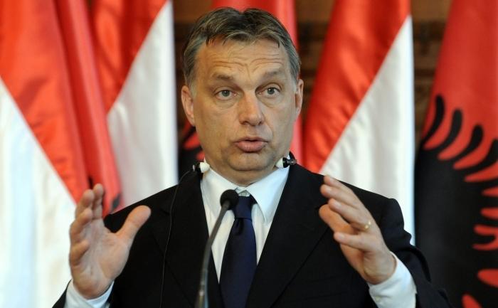Premierul ungar, Viktor Orban.