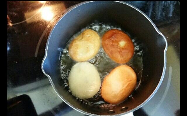 Gogoşile la prăjit