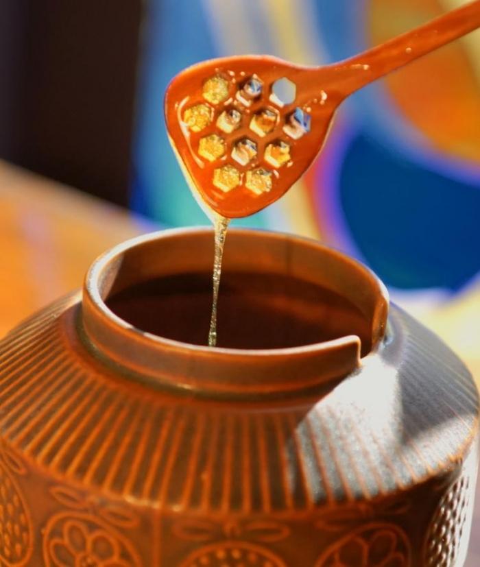 Mierea: un excelent ingredient natural