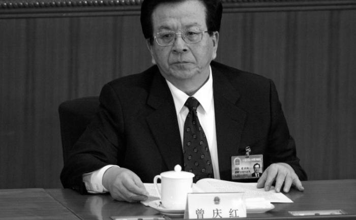 Zeng Qinghong martie 2006 în Beijing.