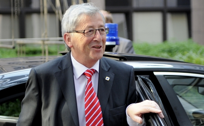 Viitorul preşedinte al Comisiei Europene, Jean-Claude Juncker.