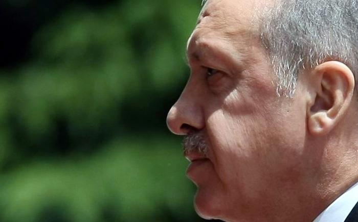 Recep Tayyip Erdogan în Ankara, 25 iunie 2012