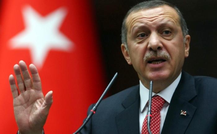 Premierul turc Recep Tayyip Erdogan.