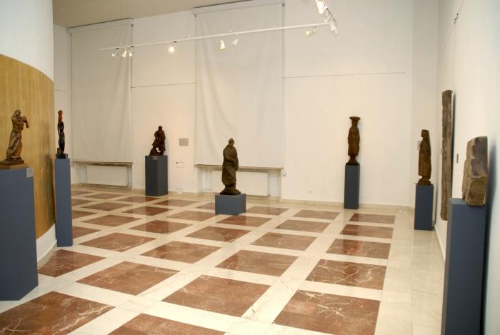 Sculpturi de patrimoniu la Muzeul Naţional
