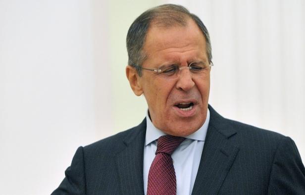 Ministrul rus de Externe într-o convorbire cu trimisul special al Ligii Arabe, 17 iulie 2012 în Moscova