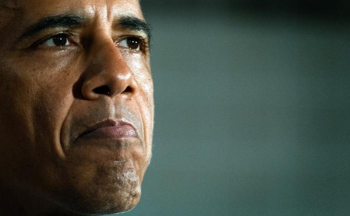 Preşedintele american, Barack Obama.