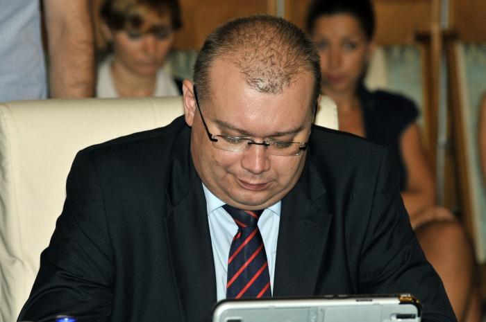Şeful Cancelariei Prezidenţiale, Dan Mihalache