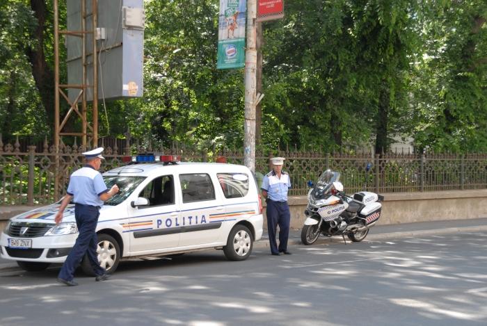 Agenţi de circulaţie rutieră