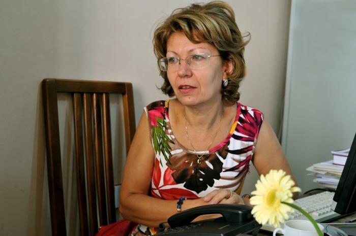 Cristina Andrei, director general al Muzeului Naţional George Enescu