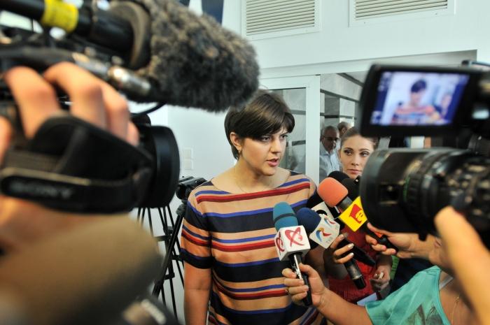 Laura Codruţa Koveşi la CSM