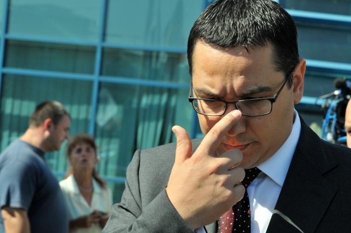 Victor Ponta la CSM