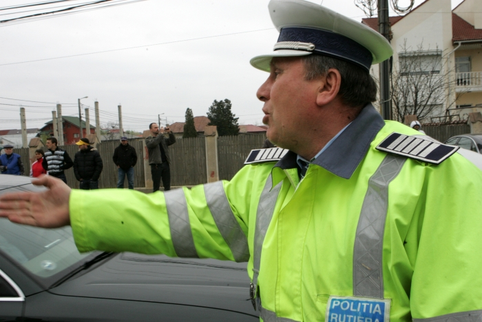 Agent de la Poliţia Rutieră