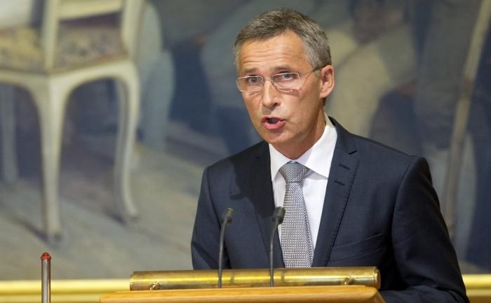 Jens Stoltenberg, noul Secretar General al NATO începând cu 1 octombrie 2014.