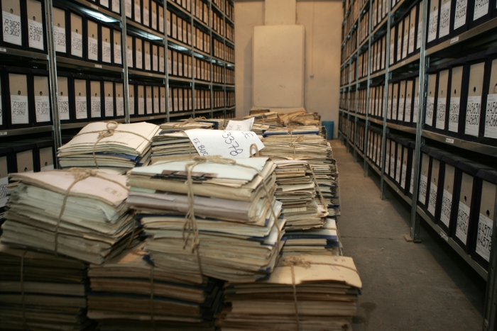Dosare la arhivele CNSAS