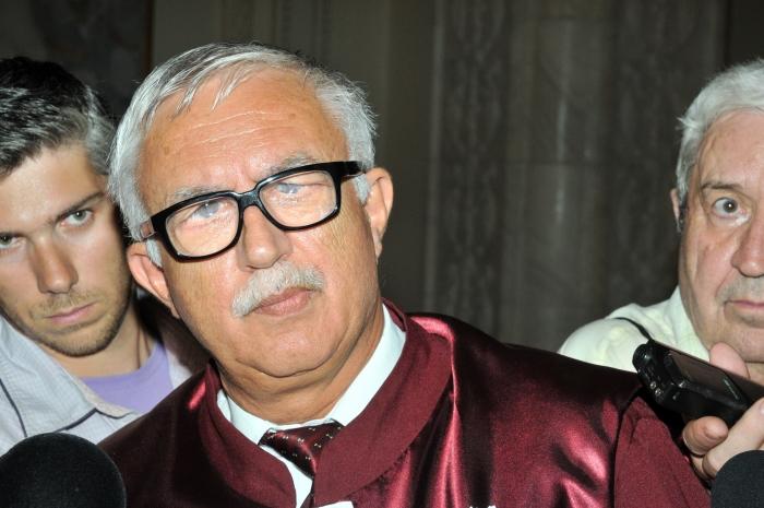 Augustin Zegrean în Parlamentul României