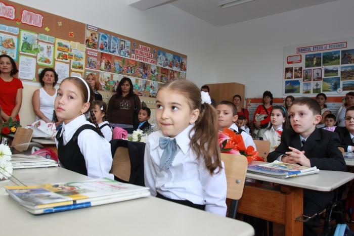 Elevi şcoala generală