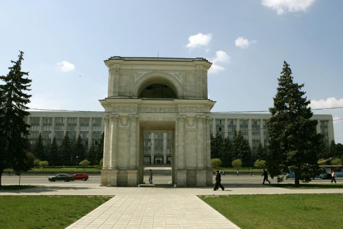 Imagini din Chişinău,Republica Moldova