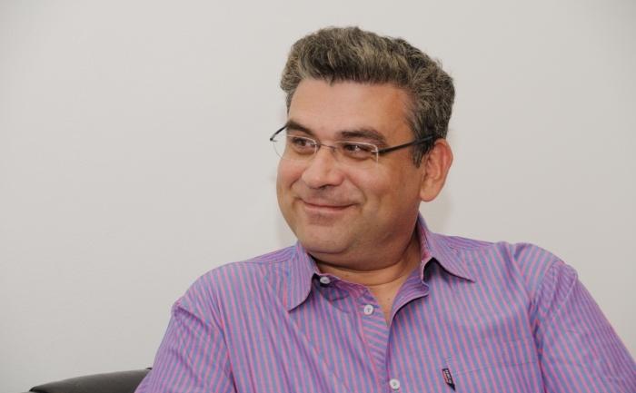 Teodor Baconschi răspunde întrebărilor reporterilor Epoch Times, 4 septembrie 2012