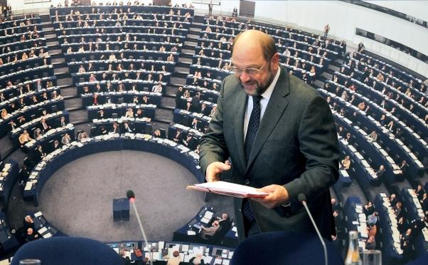 Preşedintele Parlamentului European Martin Schulz