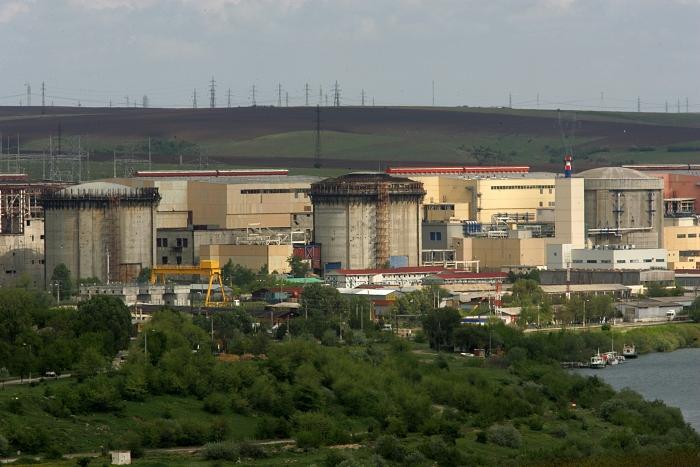 Centrala Atomo-Electrică Cernavodă