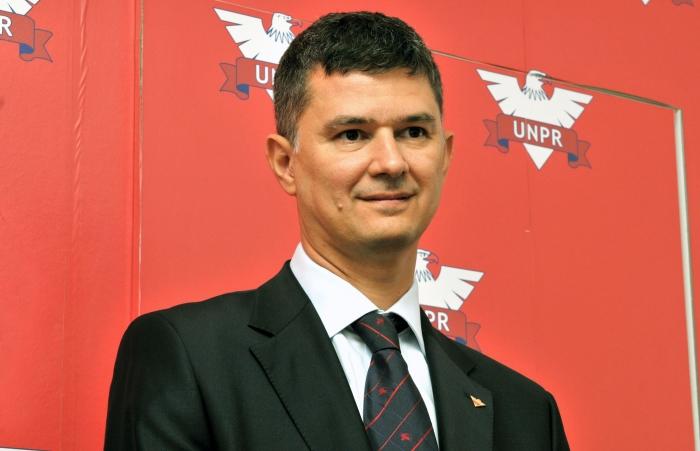 Valeriu Steriu,vicepreşedinte UNPR
