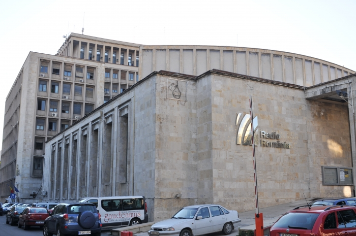 Sala Radio, Radio-Difuziunea Română