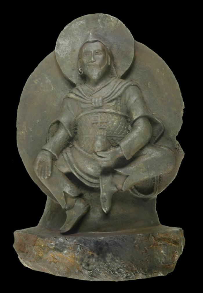 """Statuia """"Omului de Fier"""""""