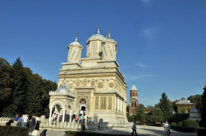 Mânăstirea Curtea de Argeş
