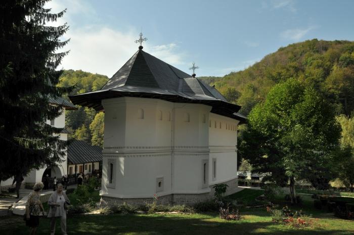 Mânăstirea Robaia, judeţul Argeş