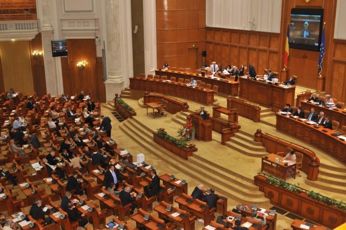 Şedinţa de plen a Camerei Deputaţilor