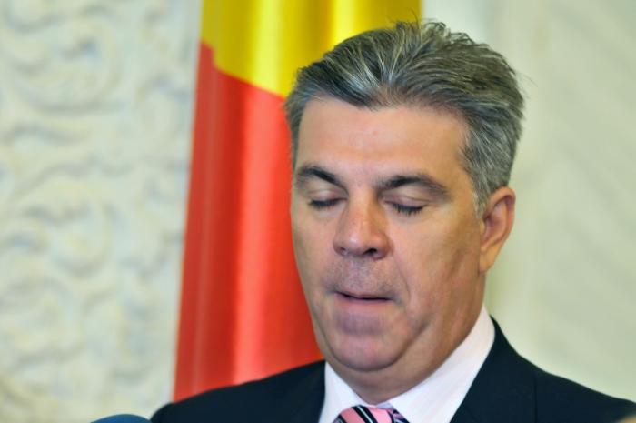 Valeriu Zgonea, preşedintele Camerei Deputaţilor
