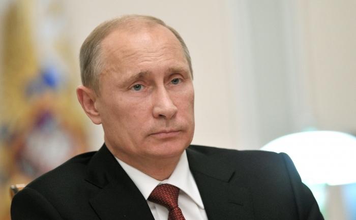 Vladimir Vladimirovici Putin, preşedintele Rusiei, 10 octombrie 2012, Moscova