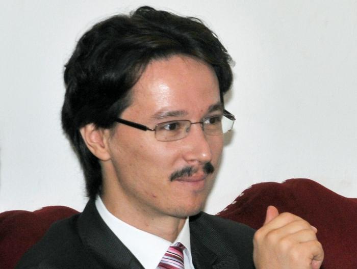 Cristi Danileţ, judecător, membru CSM